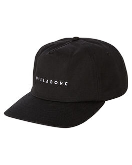 BLACK KIDS BOYS BILLABONG HEADWEAR - 8695322ABLK