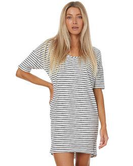 STRIPE WOMENS CLOTHING SWELL DRESSES - S8161460STRP
