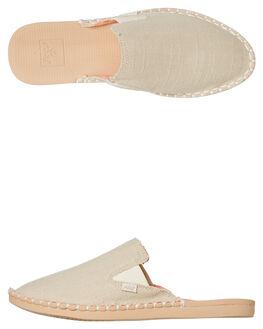 NUDE WOMENS FOOTWEAR REEF FLATS - A3YMVNUD