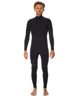 BLACK SURF WETSUITS HURLEY STEAMERS - MFS000055000A