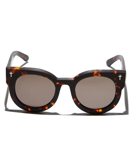 DARK MATTE TORT MENS ACCESSORIES VALLEY SUNGLASSES - S0280DKMTT