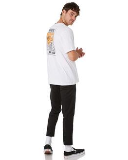 WHITE MENS CLOTHING DEPACTUS TEES - D5193003WHITE