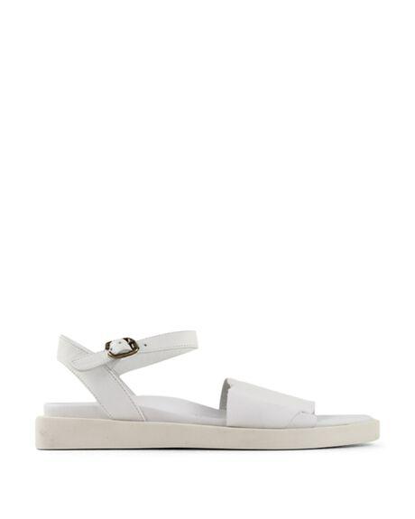 WHITE WOMENS FOOTWEAR BUENO FASHION SANDALS - JANEAOWHITE36