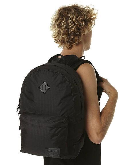 TRUE BLACK TRIPLE MENS ACCESSORIES BURTON BAGS + BACKPACKS - 110061011
