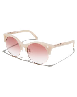 BLUSH ROSE GOLD WOMENS ACCESSORIES PARED EYEWEAR SUNGLASSES - PE1601BRBLGLD