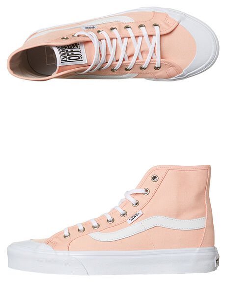 TROPICAL PEACH WOMENS FOOTWEAR VANS SNEAKERS - VN0A38HRN4NPNK