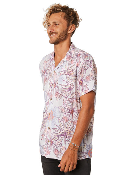 TAUPE MENS CLOTHING THE CRITICAL SLIDE SOCIETY SHIRTS - SS1839TAUPE