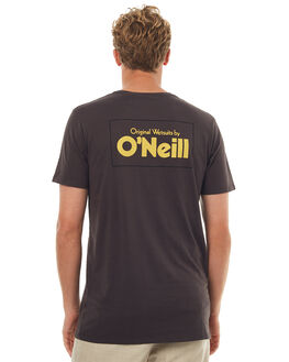TYRE BLACK MENS CLOTHING O'NEILL TEES - 4411119TBLK
