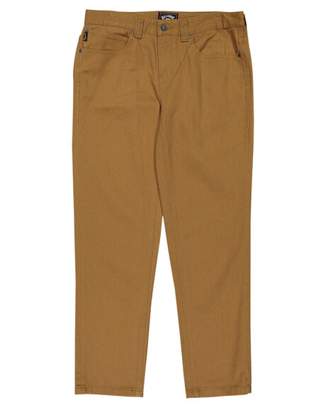 TOBACCO MENS CLOTHING BILLABONG JEANS - BB-9591354-T21