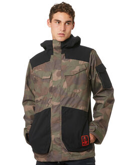 CAMOUFLAGE BOARDSPORTS SNOW VOLCOM MENS - G0651909CAM