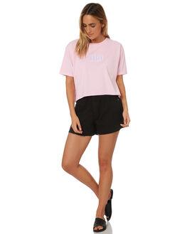NOTE PINK WOMENS CLOTHING RUSTY TEES - TTL1006NPK