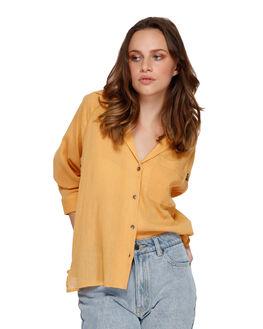 APRICOT WOMENS CLOTHING RVCA FASHION TOPS - R291183APR