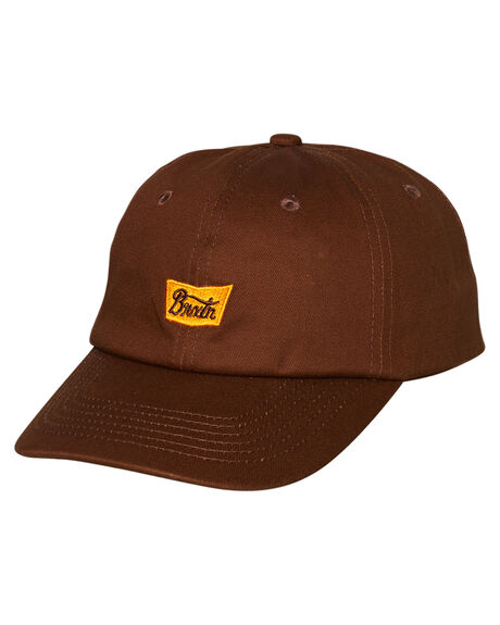 BISON MENS ACCESSORIES BRIXTON HEADWEAR - 00953BISON
