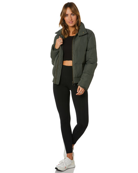 GREEN WOMENS CLOTHING THE UPSIDE ACTIVEWEAR - USW221087GRN
