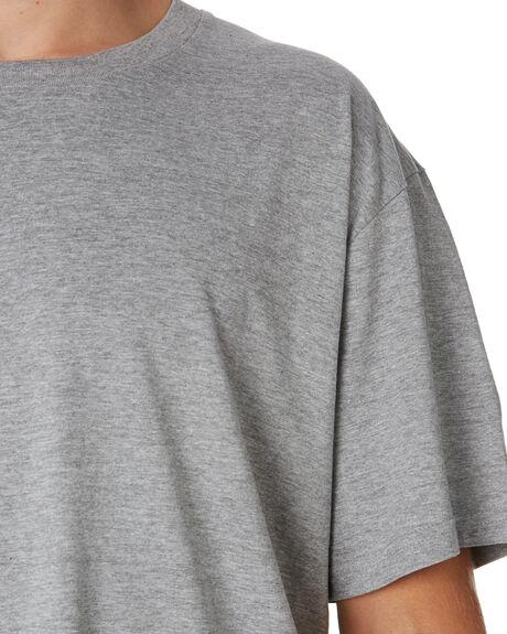 GREY MARLE MENS CLOTHING AS COLOUR TEES - 5001GRYM