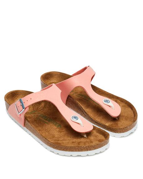 FLAMINGO WOMENS FOOTWEAR BIRKENSTOCK FASHION SANDALS - 1018154FLAM