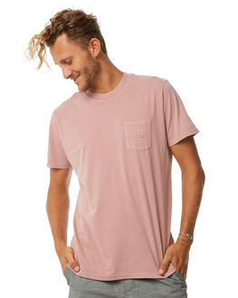 DESERT ROSE MENS CLOTHING BILLABONG TEES - 9585023DROSE