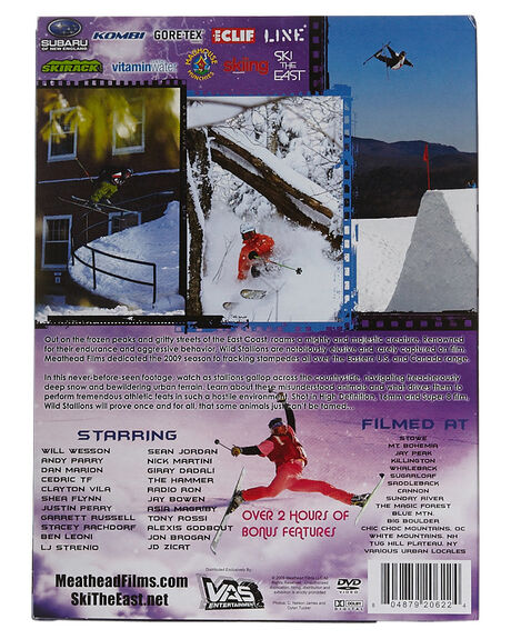 MULTI BOARDSPORTS SNOW GARAGE ENTERTAINMENT DVDS - SI485V