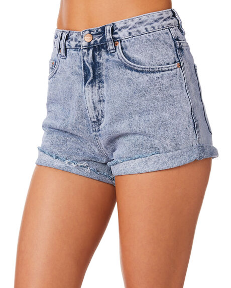 PURPLE OUTLET WOMENS INSIGHT SHORTS - 5000002775PURP