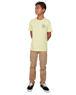 CHARLOCK KIDS BOYS QUIKSILVER TOPS - EQBZT04146-GCA0
