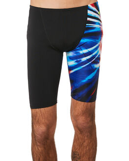 BLACK LIGHT RAY MENS CLOTHING SPEEDO SWIMWEAR - 1226G-7548BLKLR