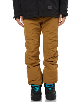 BRONZE SNOW OUTERWEAR BILLABONG PANTS - F6PM01BRNZ