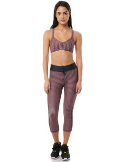 RUM RAISIN WOMENS CLOTHING THE UPSIDE ACTIVEWEAR - UPL1640RUM