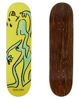 MULTI BOARDSPORTS SKATE PASS PORT DECKS - DAYWVINOMULTI