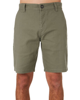 ARMY GREEN COMBO MENS CLOTHING VOLCOM SHORTS - A0931900ARC