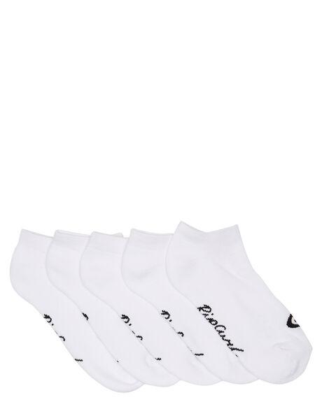 WHITE WOMENS CLOTHING RIP CURL SOCKS + UNDERWEAR - GSOCA11000