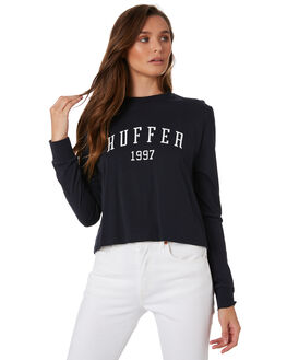 INDIGO WOMENS CLOTHING HUFFER TEES - WTE92S41-342IND