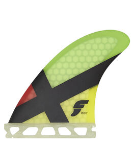 RASTA SURF HARDWARE FUTURE FINS FINS - WCT-010336RAST