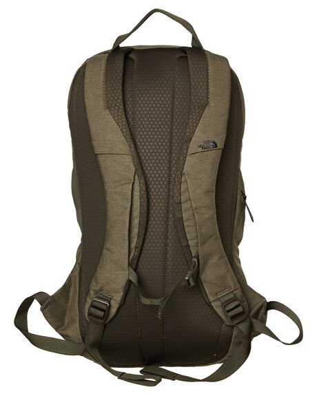 TAUPE GREEN HEATHER OUTLET WOMENS THE NORTH FACE BAGS + BACKPACKS - NF0A3KY9F08TPGRN
