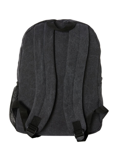 BLACK MENS ACCESSORIES RUSTY BAGS + BACKPACKS - BPM0331BLK