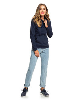 DRESS BLUES WOMENS CLOTHING ROXY JUMPERS - ERJFT03941-BTK0