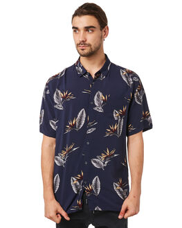 NAVY MENS CLOTHING ZANEROBE SHIRTS - 303-METNAVY