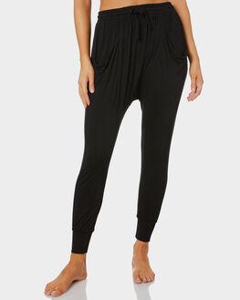 BLACK WOMENS CLOTHING BETTY BASICS PANTS - BB505W20BLK