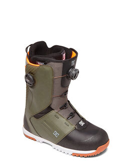 OLIVE CAMO BOARDSPORTS SNOW DC SHOES BOOTS + FOOTWEAR - ADYO100035-OVC