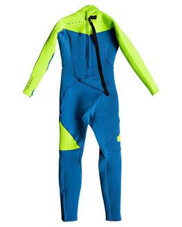 BLUE YELLOW BOARDSPORTS SURF QUIKSILVER BOYS - EQKW103002-XBYY