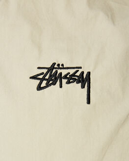 SAND BLACK MENS ACCESSORIES STUSSY BAGS + BACKPACKS - ST705024SBLK