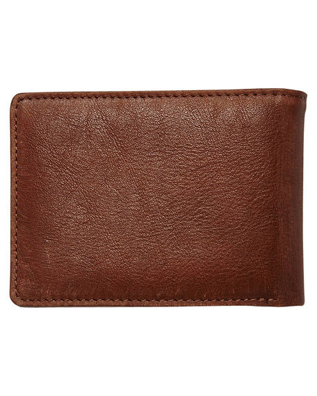 FORGE BROWN MENS ACCESSORIES HURLEY WALLETS - AMWAJWS2FGBR