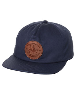 NAVY MENS ACCESSORIES POLER HEADWEAR - 715030NVY