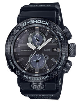 BLACK MENS ACCESSORIES G SHOCK WATCHES - GWRB1000-1ABLACK