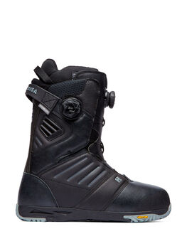 BLACK BOARDSPORTS SNOW DC SHOES BOOTS + FOOTWEAR - ADYO100036-BL0