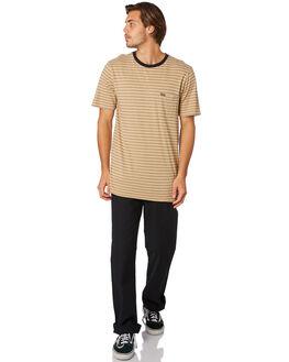 GRAVEL MENS CLOTHING VOLCOM TEES - A01118R0GRV