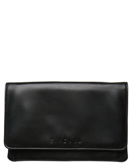 BLACK WOMENS ACCESSORIES RIP CURL PURSES + WALLETS - LWLDX10090