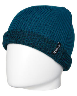 SPACE BLUE MENS ACCESSORIES HURLEY HEADWEAR - MBN00005804JD