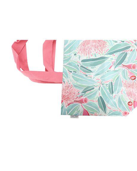 GUM FLOWER WOMENS ACCESSORIES SPLOSH BAGS + BACKPACKS - RCT002A