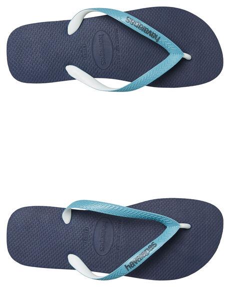 NAVY BLUE MENS FOOTWEAR HAVAIANAS THONGS - 41155490377