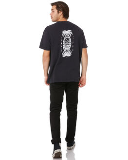 BLACK PIGMENT MENS CLOTHING IMPERIAL MOTION TEES - 201901002037BLKPG